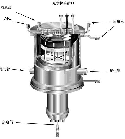 MOCVD加热器(图1)