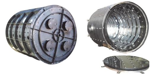 工业高温炉雅熔部件(图1)